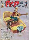 Cover for Pep (Geïllustreerde Pers, 1962 series) #11/1962
