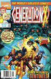 Cover Thumbnail for Generation X (1994 series) #29 [Newsstand Edition]