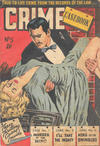 Cover for Crime Casebook (Horwitz, 1953 ? series) #5