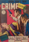 Cover for Crime Casebook (Horwitz, 1953 ? series) #18