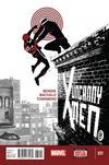 Cover for Uncanny X-Men (Marvel, 2013 series) #31