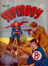 Cover for Superboy (K. G. Murray, 1949 series) #43 [Different price]