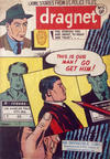 Cover for Dragnet (Invincible Press, 1954 series) #3