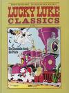 Cover for Lucky Luke Classics (Egmont Ehapa, 1990 series) #9 - Die Eisenbahn durch die Prärie