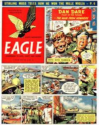 Cover Thumbnail for Eagle (Hulton Press, 1950 series) #v6#24