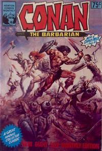Cover Thumbnail for Conan the Barbarian (Newton Comics, 1975 series) #11