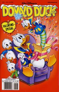 Cover Thumbnail for Donald Duck & Co (Hjemmet / Egmont, 1948 series) #7/2015