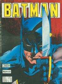 Cover Thumbnail for Batman (Grupo Editorial Vid, 1987 series) #67