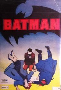 Cover Thumbnail for Batman (Grupo Editorial Vid, 1987 series) #9