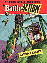 Cover Thumbnail for Battle Action (Horwitz, 1954 ? series) #67