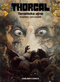 Cover Thumbnail for Thorgal (Carlsen, 1989 series) #7 - Tanatloks øjne
