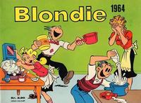 Cover Thumbnail for Blondie (Hjemmet / Egmont, 1941 series) #1964