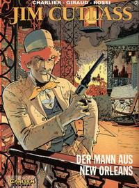 Cover Thumbnail for Jim Cutlass (Carlsen Comics [DE], 1992 series) #2 - Der Mann aus New Orleans