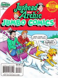 Cover Thumbnail for Jughead and Archie Double Digest (Archie, 2014 series) #10