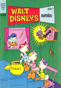 Cover Thumbnail for Walt Disney's Comics (W. G. Publications; Wogan Publications, 1946 series) #366