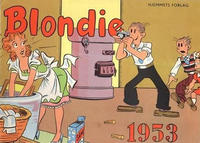 Cover Thumbnail for Blondie (Hjemmet / Egmont, 1941 series) #1953