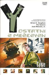 Cover Thumbnail for Y ostatni z mężczyzn (Manzoku, 2008 series) #2 - Cykle