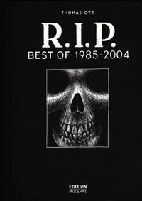 Cover Thumbnail for R.I.P. Best of 1985-2004 (Edition Moderne, 2010 series)