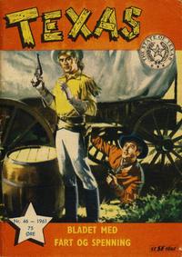 Cover Thumbnail for Texas (Serieforlaget / Se-Bladene / Stabenfeldt, 1953 series) #46/1961