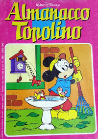 Cover Thumbnail for Almanacco Topolino (Arnoldo Mondadori Editore, 1957 series) #286