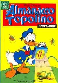 Cover Thumbnail for Almanacco Topolino (Arnoldo Mondadori Editore, 1957 series) #177