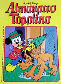 Cover Thumbnail for Almanacco Topolino (Arnoldo Mondadori Editore, 1957 series) #282