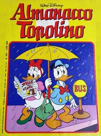 Cover Thumbnail for Almanacco Topolino (Arnoldo Mondadori Editore, 1957 series) #294