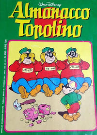 Cover Thumbnail for Almanacco Topolino (Arnoldo Mondadori Editore, 1957 series) #290