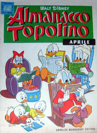 Cover Thumbnail for Almanacco Topolino (Arnoldo Mondadori Editore, 1957 series) #52