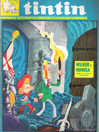 Cover Thumbnail for Le journal de Tintin (Le Lombard, 1946 series) #18/1970