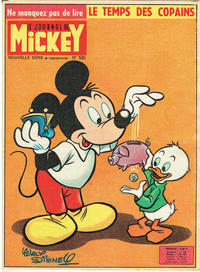Cover Thumbnail for Le Journal de Mickey (Disney Hachette Presse, 1952 series) #555