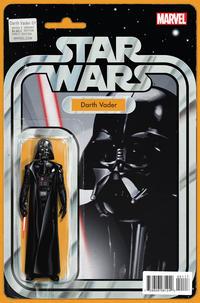 Cover Thumbnail for Darth Vader (Marvel, 2015 series) #1 [John Tyler Christopher Star Wars Action Figure Cover]