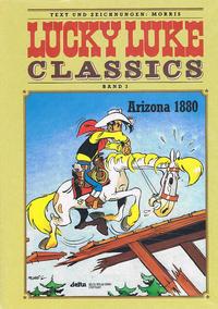 Cover Thumbnail for Lucky Luke Classics (Egmont Ehapa, 1990 series) #3 - Arizona 1880