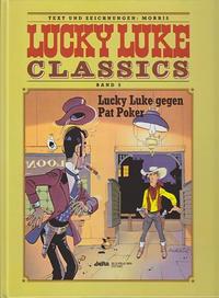 Cover Thumbnail for Lucky Luke Classics (Egmont Ehapa, 1990 series) #5 - Lucky Luke gegen Pat Poker