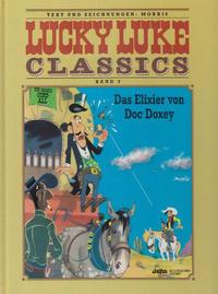 Cover Thumbnail for Lucky Luke Classics (Egmont Ehapa, 1990 series) #7 - Das Elixier von Doc Doxey