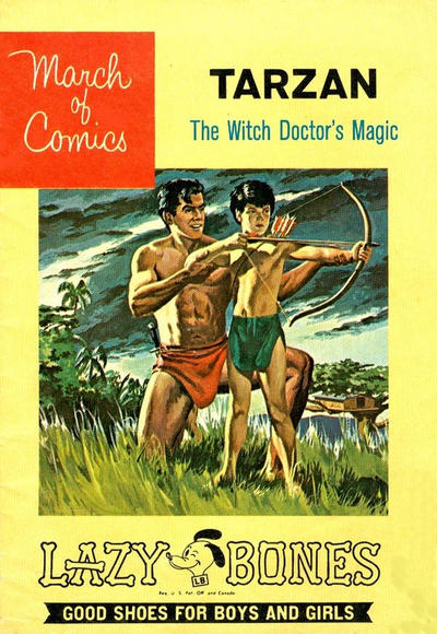 Cover for Boys' and Girls' March of Comics (Western, 1946 series) #240
