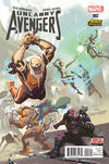 Cover for Uncanny Avengers (Marvel, 2015 series) #2