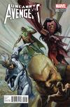 Cover for Uncanny Avengers (Marvel, 2015 series) #2 [Simone Bianchi Variant]