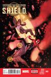 Cover for S.H.I.E.L.D. (Marvel, 2015 series) #3