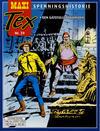 Cover for Maxi Tex (Hjemmet / Egmont, 2008 series) #39 - Den gåtefulle pyramiden