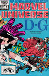 Cover Thumbnail for The Official Handbook of the Marvel Universe (1983 series) #4 [Direct]