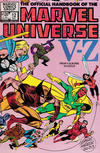 Cover Thumbnail for The Official Handbook of the Marvel Universe (1983 series) #12 [Direct]