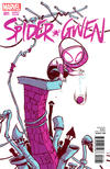 Cover Thumbnail for Spider-Gwen (2015 series) #1 [Variant Edition - Marvel Babies - Skottie Young Cover]