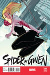 Cover Thumbnail for Spider-Gwen (2015 series) #1 [Variant Edition - Kris Anka Incentive Cover]