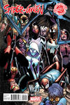 Cover Thumbnail for Spider-Gwen (2015 series) #1 [Variant Edition - Decomixado Comic Shop Exclusive - Humberto Ramos Cover]
