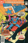 Cover for Secrets of the Legion of Super-Heroes (DC, 1981 series) #1 [Newsstand]