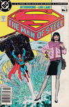 Cover Thumbnail for The Man of Steel (1986 series) #2 [Newsstand]