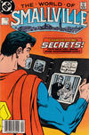Cover for World of Smallville (DC, 1988 series) #1 [Newsstand Edition]
