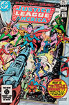 Cover Thumbnail for Justice League of America (1960 series) #218 [Direct]