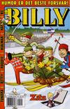 Cover for Billy (Hjemmet / Egmont, 1998 series) #4/2015
